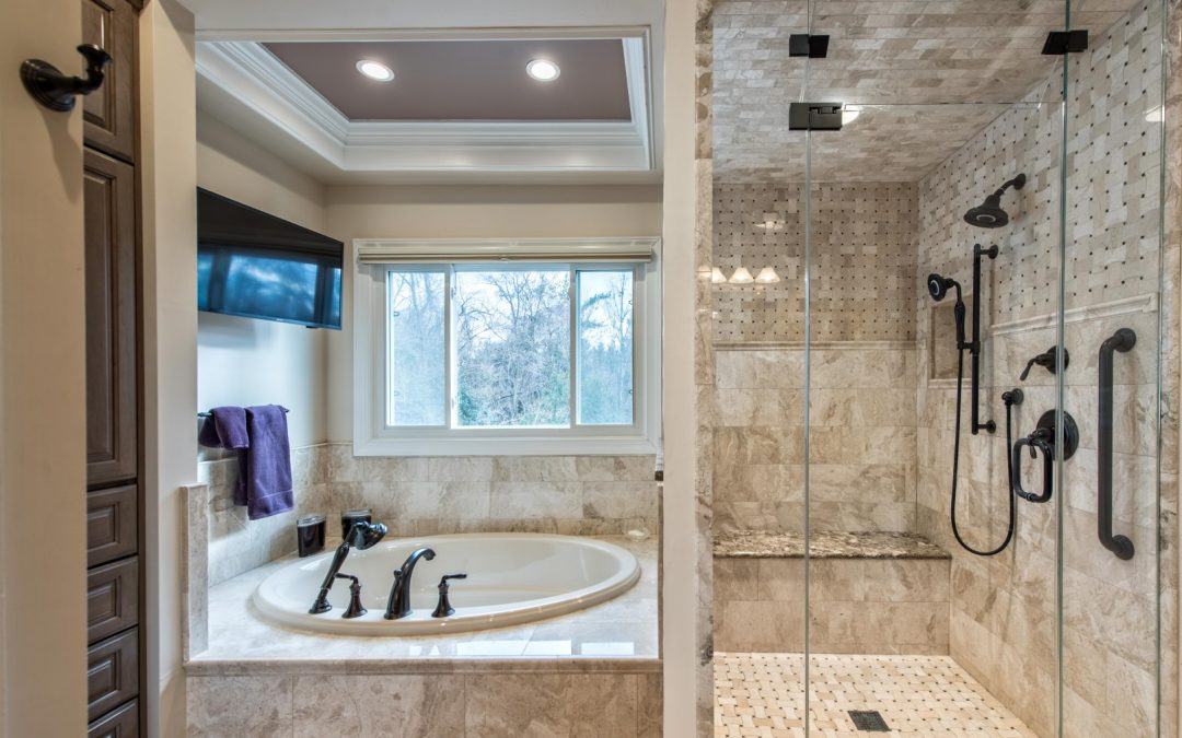 Starting a Bathroom Remodel Can Open the Door to an Entire Home Renovation