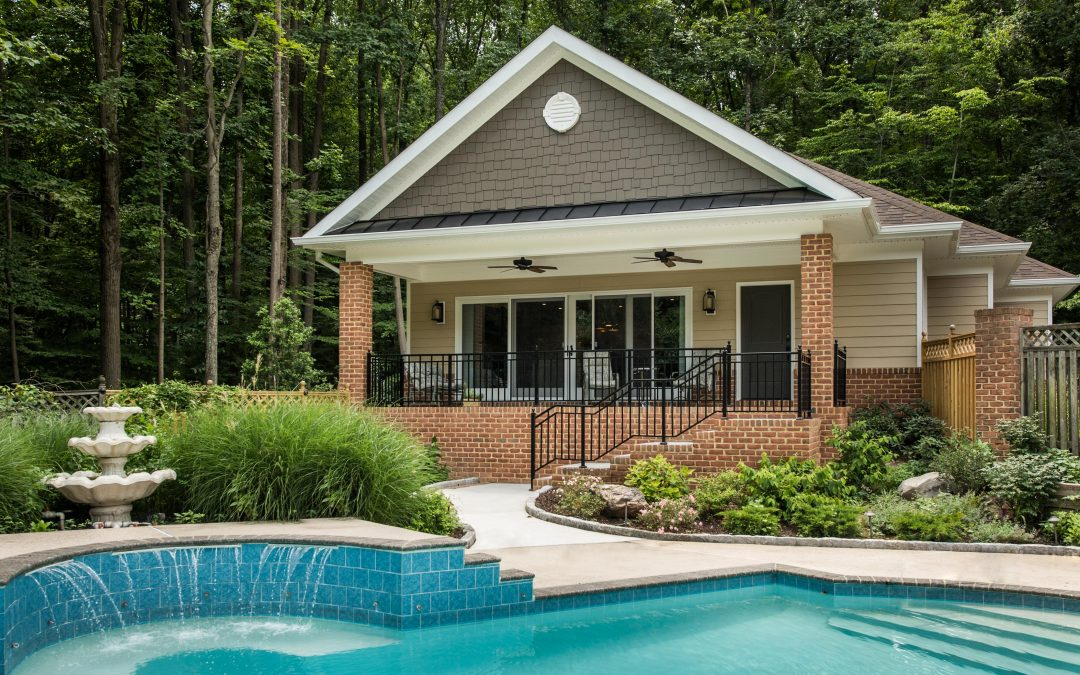The Top 4 Benefits of a New Pool House Addition